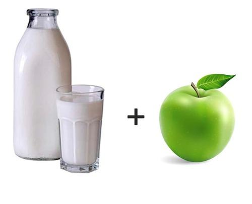 Кефирно Яблочная Диета Дней. Кефирно-яблочная диета для похудения, правила и меню