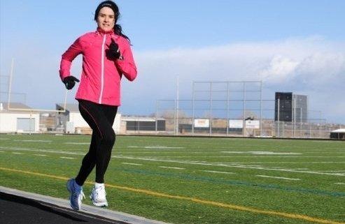 1 км сколько минут бегом