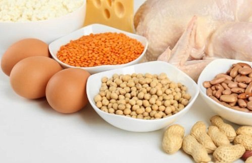 спорт питание белок для похудения
