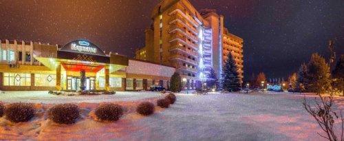 Санатории Трускавца: отпуск с пользой для здоровья