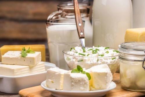 Аллергия на молоко и молочные продукты