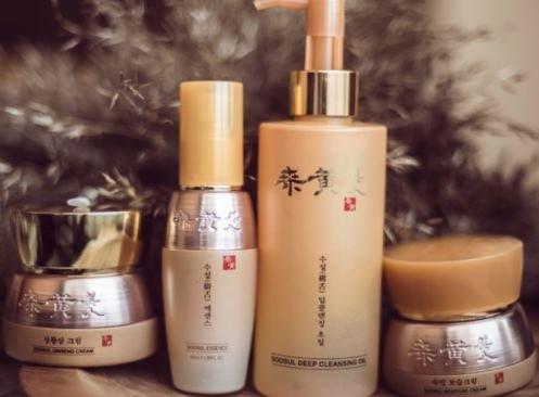 Корейские средства по уходу за кожей лица