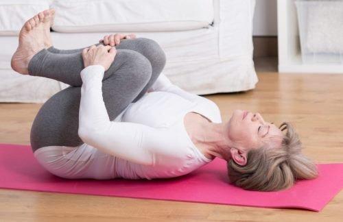 Какие упражнения нужно делать при грыже Шморля?