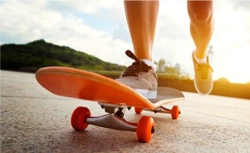 Спорт и отдых: велосипед, самокат, ролики, скейтборд