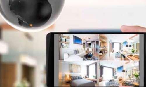 Домашнее видеонаблюдение: следите за своим домом!