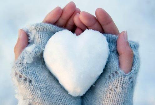 Дбайте про свої руки в зимову пору року
